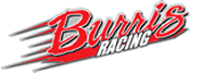 What is the Burris Racing Tire Hardness Spectrum?